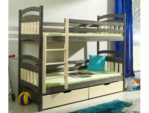 Двухъярусная кровать Бембі