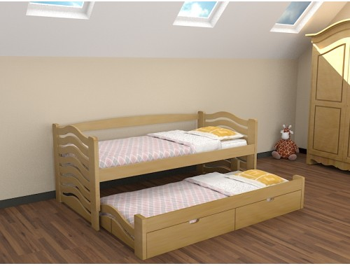 Кровать Капітошка