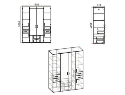 Шкаф 20